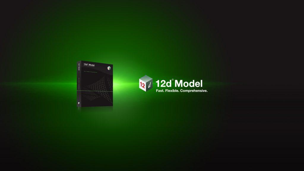 12d Model YouTube banner