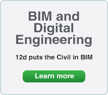 12d Model - Civil Engineering, Water engineering & Land